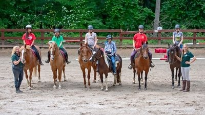 Horseback Riding Camp - Two Weeks - Ages 10-16
