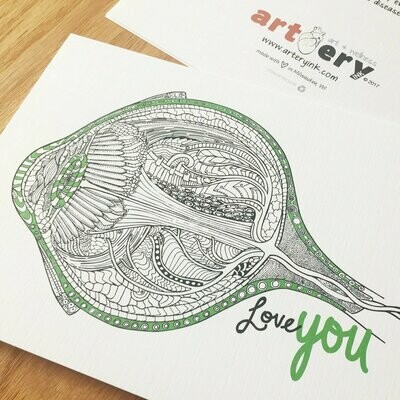 EYE Love You - Any Occasion Card