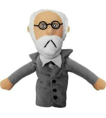 Sigmund Freud Magnetic Personality