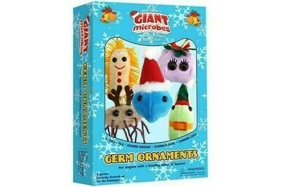 Germ Christmas Ornaments