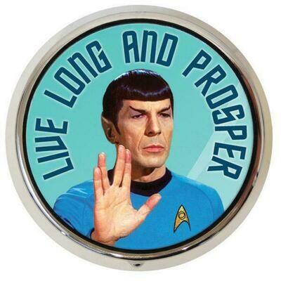 Spock Pill Box