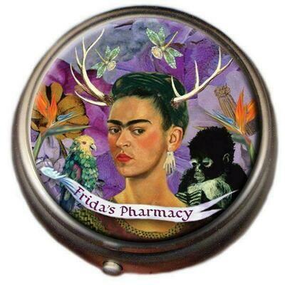 Frida's Pharmacy Pill Box