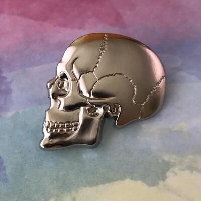 3D Textbook Anatomy Skull Pin