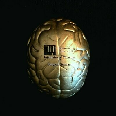 Stress Ball - Golden Brain