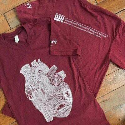 Chicago Heart Custom IMSS T-Shirt