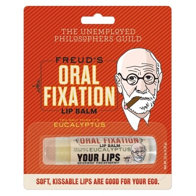 Freud's Oral Fixation Lip Balm