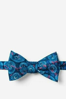 Tuberculosis Silk Bow Tie