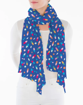 Pill Pop Scarf