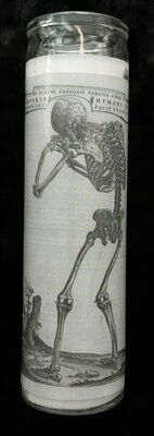 Vesalius Candle- Prayer Pose