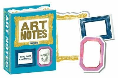 Art Sticky Notes