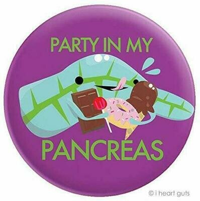 Magnet - Party in my Pancreas