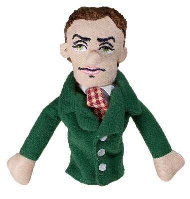 Alan Turing Magnetic Personality