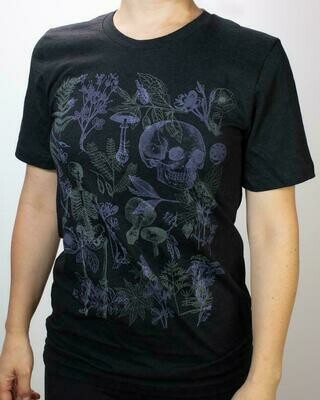 Poisonous Plants Graphic Tee Shirt