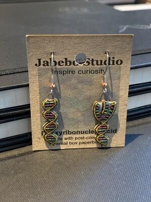 DNA Earrings