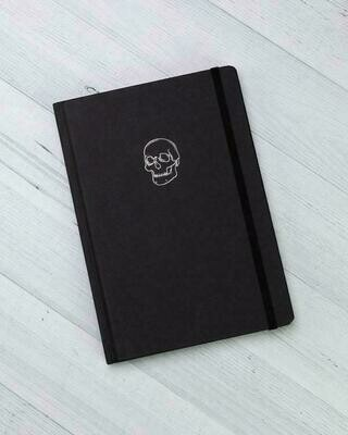 Skeleton A5 Notebook