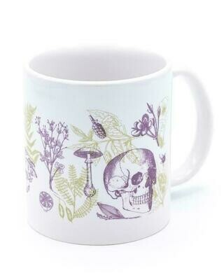 Poisonous Plants Mega Mug