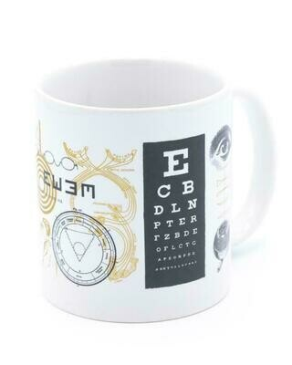 Optics + Sight Mega Mug