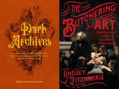Dark Archives & The Butchering Art *SIGNED COPY BUNDLE PREORDER*