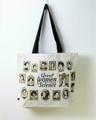 Women of Science Tote Bag