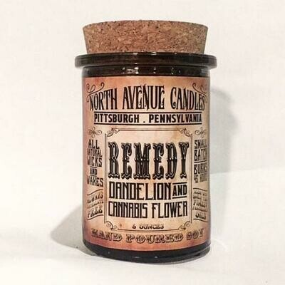 Remedy Apothecary Candle