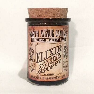 Elixir Apothecary Candle