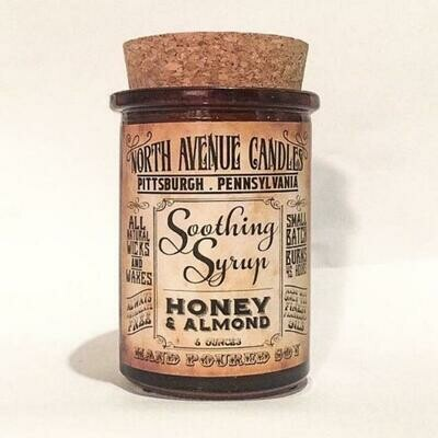 Soothing Syrup Apothecary Candle