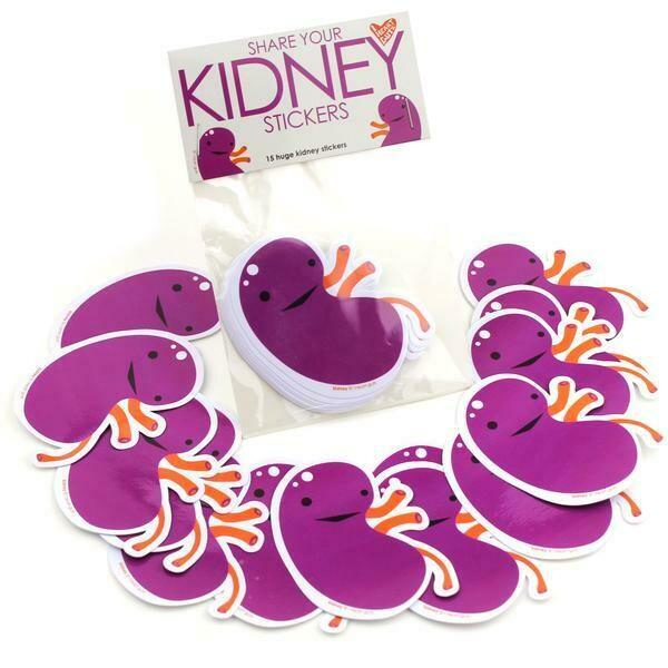 kidney Sticker