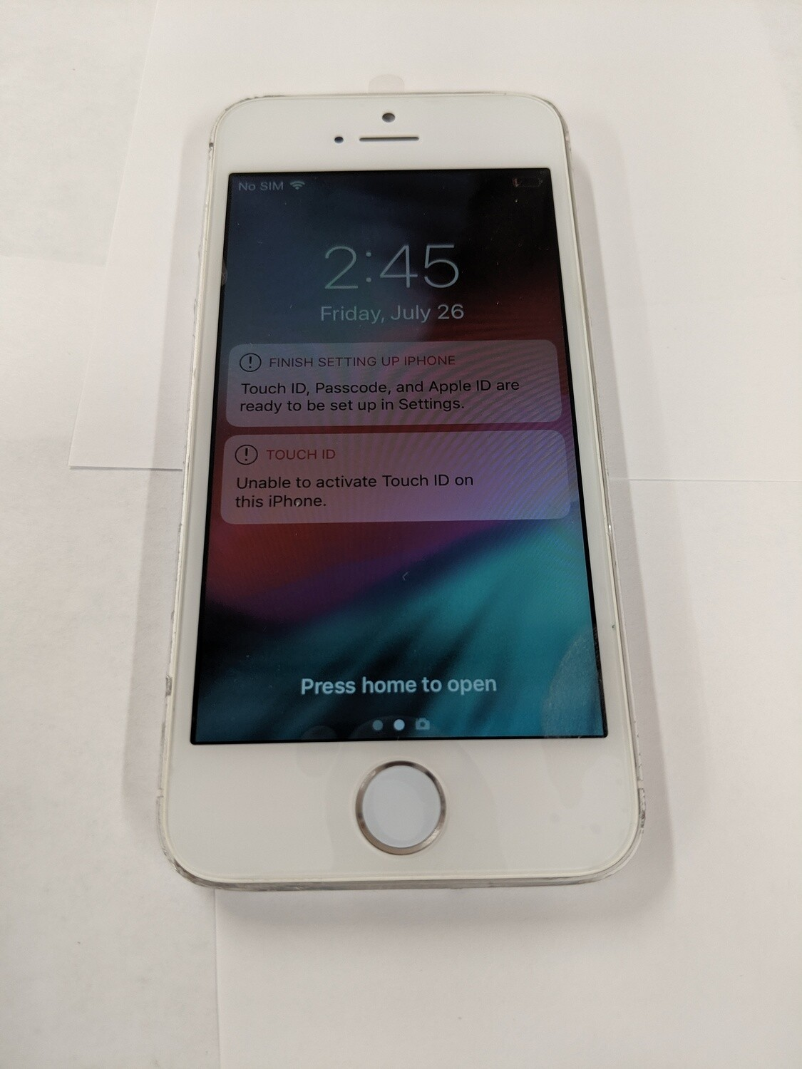 iPhone 5S (tracfone)