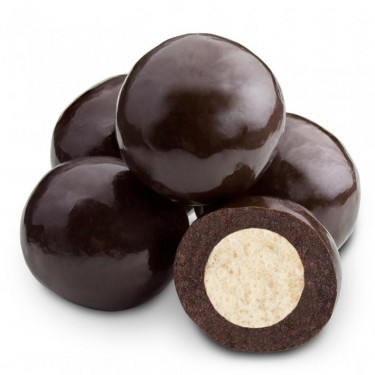 Chocolate Triple Dipped Malt Balls