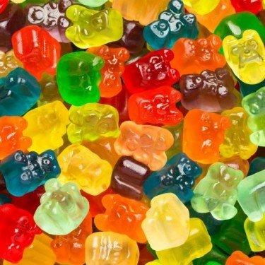 12 Flavor Gummi Cubs