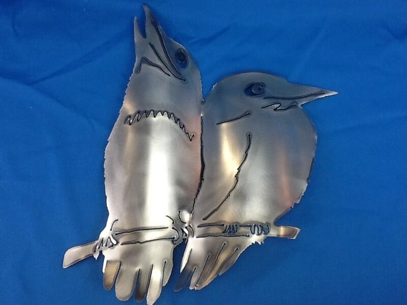 2 x Kookaburra
