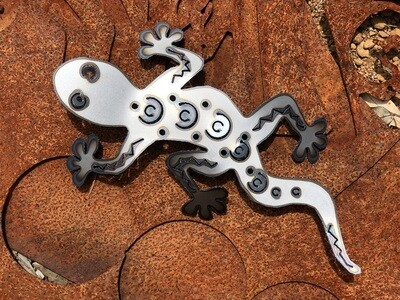 295mm Pattern Back Lizard