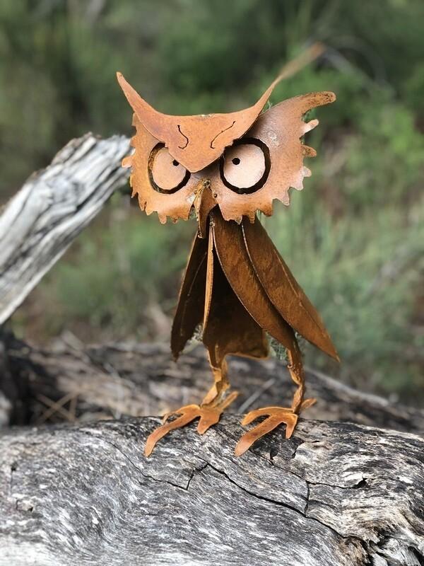 Owl 3D
