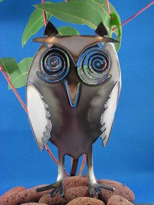 Owl Standing