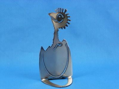 Emu Chick + Egg