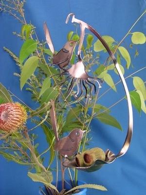 2 x Wren + Gumflower + Hook