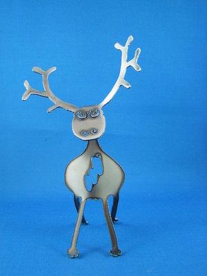Front Facing Reindeer