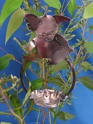 Koala Birdfeeder