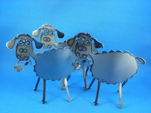 Sheep Metal art
