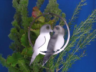 Love Birds + ring