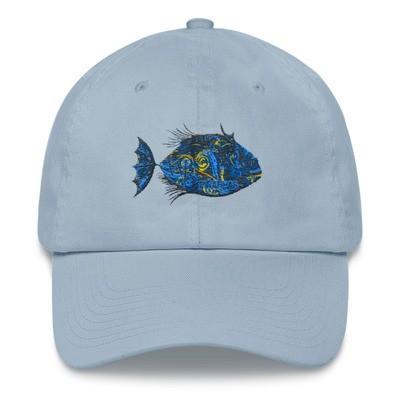 Dad hat-Piranha