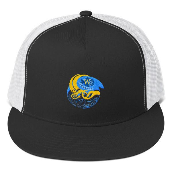 Trucker Cap-Wave