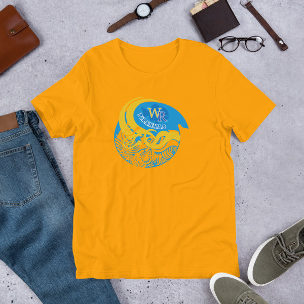 Short-Sleeve T-Shirt-Wave