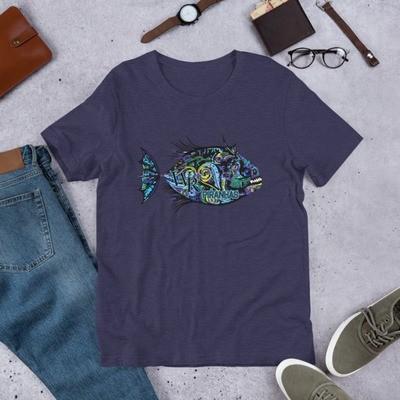 Short-Sleeve Unisex T-Shirt-Wave