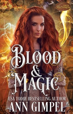 Blood and Magic, Coven Enforcers #1