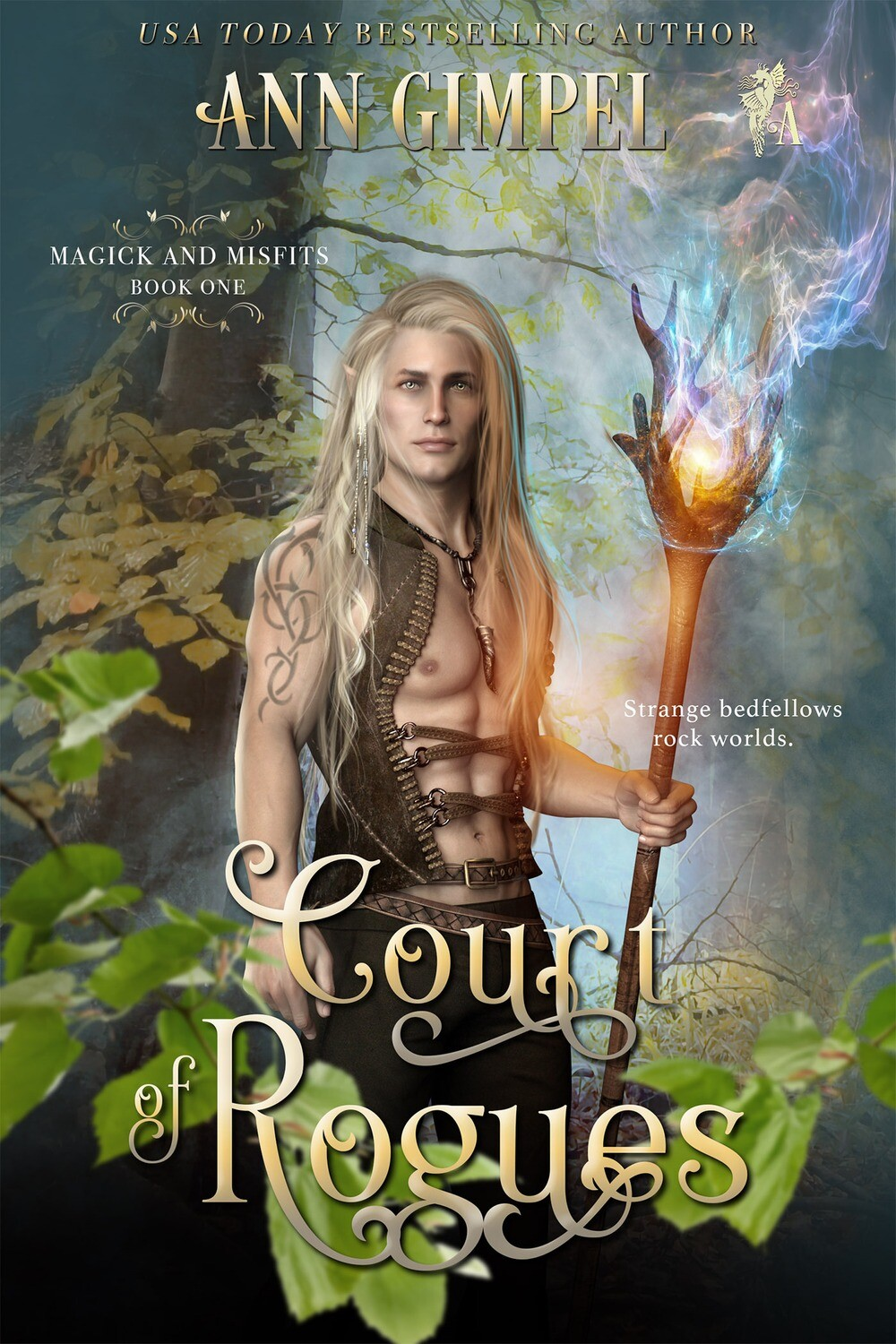 Court of Rogues, Magick and Misfits Book One