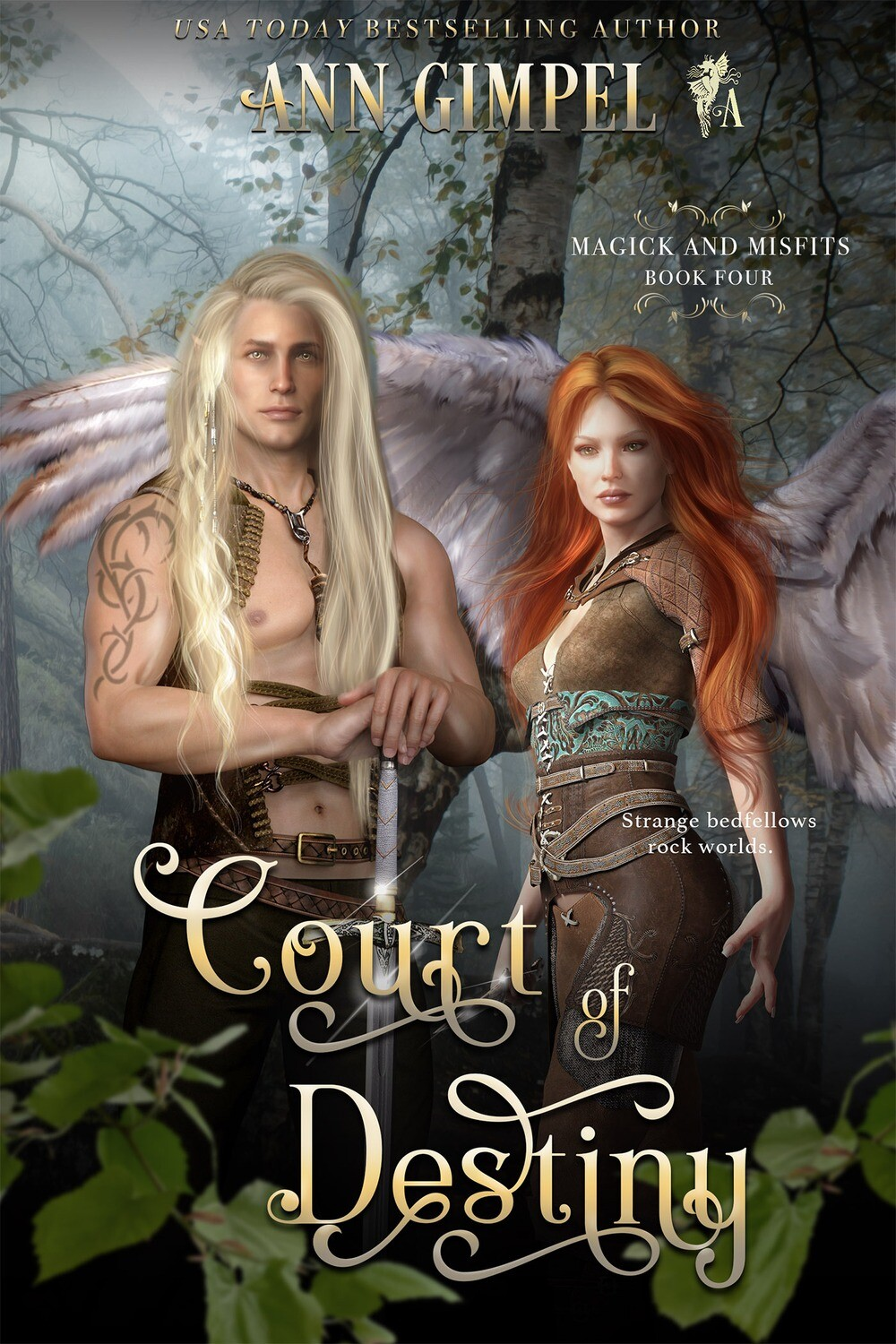 Court of Destiny, Magick and Misfits Book Four