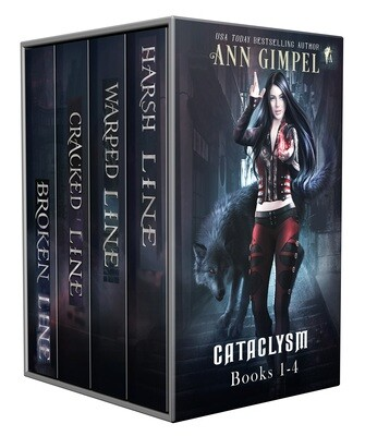 Cataclysm, Books 1-4