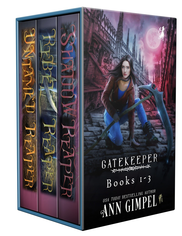 Gatekeeper, Books 1-3