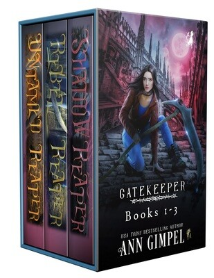 Gatekeeper, Books 1-3